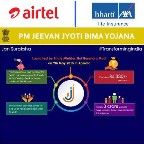 VARINDIA Airtel Payments Bank and Bharti Axa Life ...