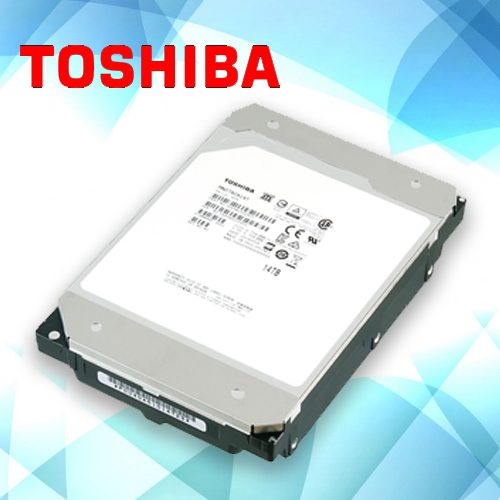 Toshiba enhances the capacity of its SAS HDD Models