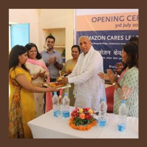 Amazon.in along with AIF launches fourth community centre in Haryana