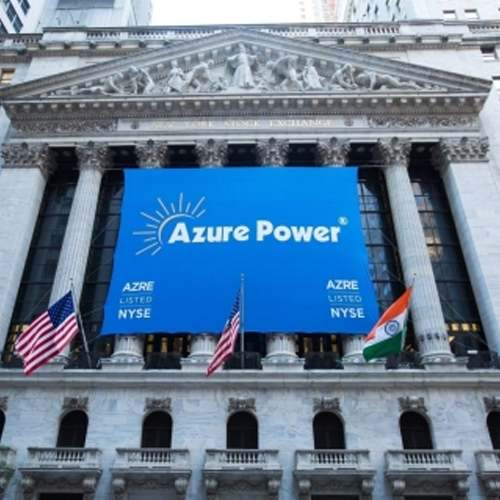 Azure Power closes a ~US$88 million financing deal