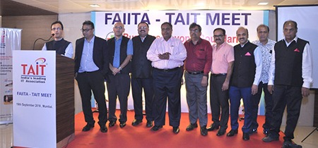 TAIT organizes Knowledge Series event for FAIITA members