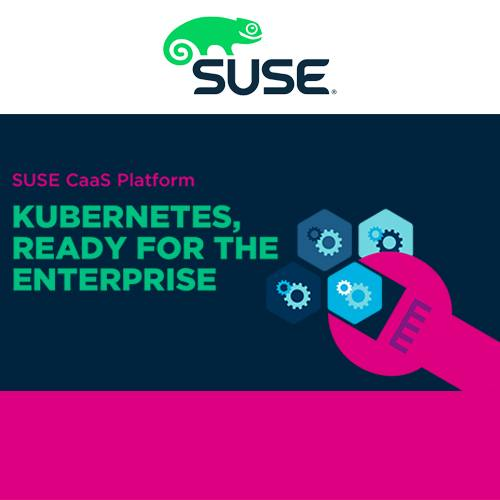 SUSE to offer Kubernetes and Cloud Foundry innovation to enterprises