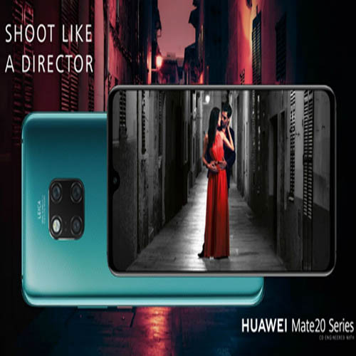 Huawei to introduce AI Cinema effect into its Mate Series in India