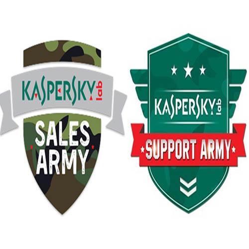 "Kaspersky Labs announces ""Sales Army"" for distributors and partners and promo offer for end-consumers"