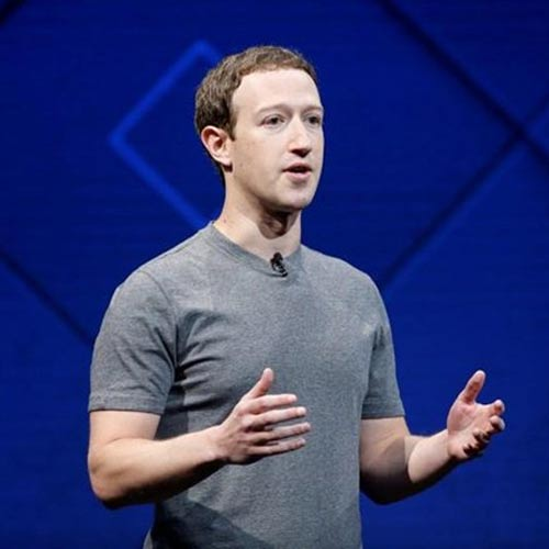 Why are iPhones banned by Mark Zuckerberg?