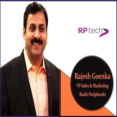 RP tech India bullish on Gaming Hardware Business in India