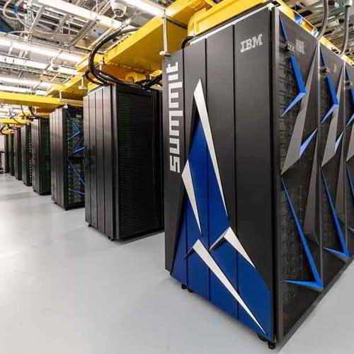 Worlds's Fastest Five Super computers