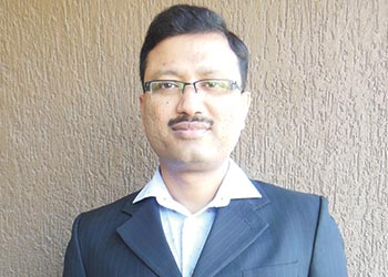 Bipradas Bandyopadhyay, Head of IT, Zuari Infraworld India