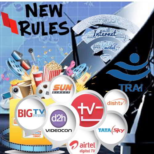 TRAI's new DTH & cable operators rules coming into effect on February 1, 2019