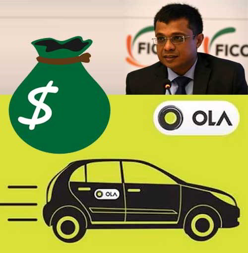 Ola receives Rs 150-crore investment from Flipkart co-founder Sachin Bansal