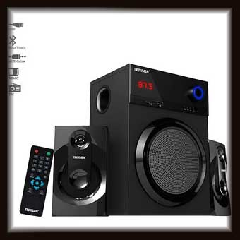 Truvison presents 2.1 Speaker – 400BT for Rs.2,999/-
