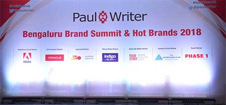Paul Writer requests applications for the Brand Summit and Hot Brands 2019