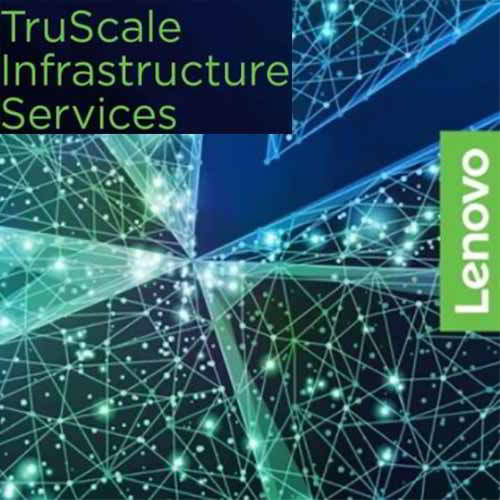 Lenovo introduces Lenovo Truscale Infrastructure Services