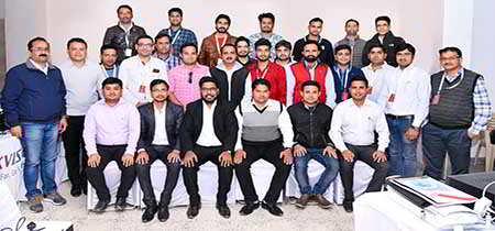 Hikvision conducts HCSA Program in Indore