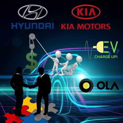 Ola raises $300 million funds led by Hyundai Motor and Kia Motors to boost EV offering