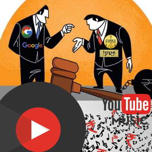 Google Deals Licensing with IPRS on YouTube Music