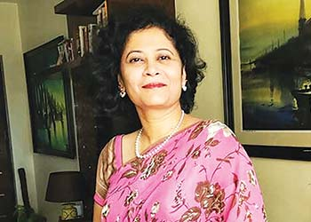 Sanjukta Kulkarni - VP and Head Legal at Larsen & Toubro Infotech