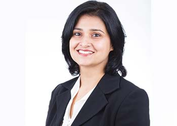 Gauri Bajaj, Director and APAC Head for Managed Security Services, Tata Communications