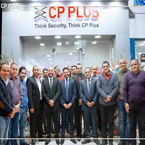CP PLUS Eyes Middle East; Launches Stores Across Egypt