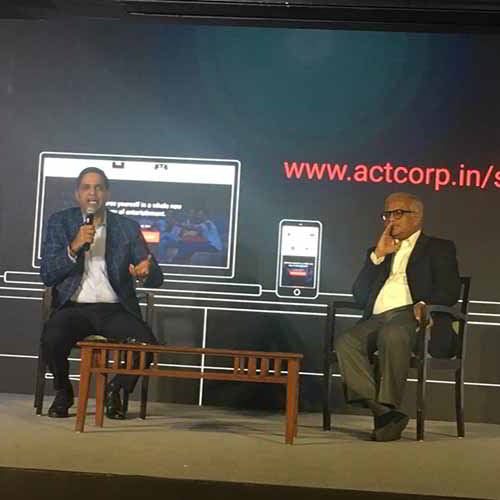 ACT Fibernet enters the consumer product category, launches ACT Stream TV 4K' device