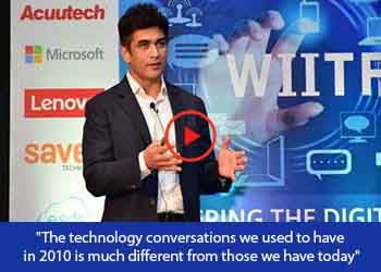 Kiran Giri - Pre-sales lead for MDC Solutions - Commercial business, DELL EMC at 10th WIITF 2019