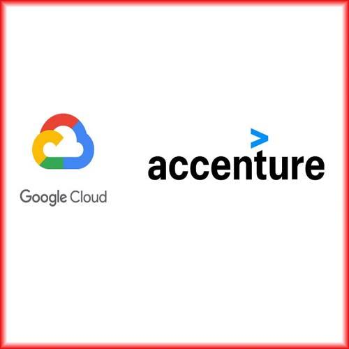 Accenture collaborates with Google Cloud for new enterprise solutions