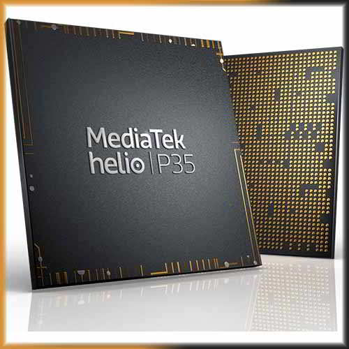 MediaTek Launches Helio P35 Chipset, May Debut With Oppo A5s