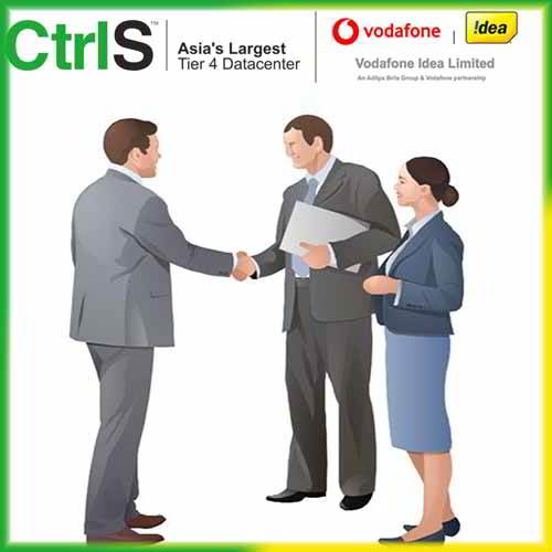 Vodafone Idea inks partnership with CtrlS