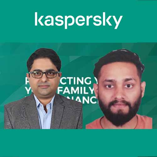 Kaspersky India strengthens its leadership with two new appointments