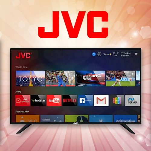 JVC launches 6 new smart LED TVs with Intelligent UI
