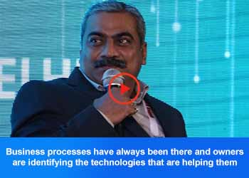 Arijit Dasgupta, CIO – Rupa & Co at 4th Panel Discussion, 17th IT FORUM 2019