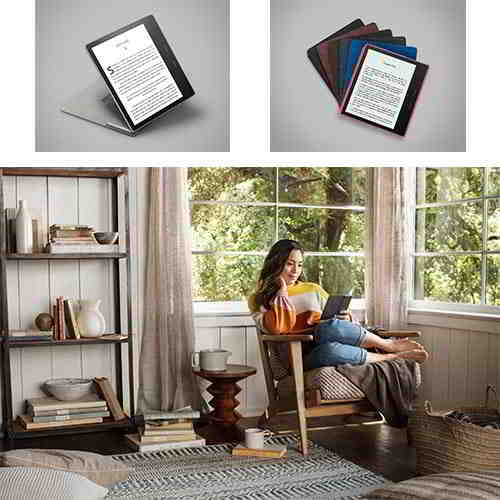 Amazon brings in Kindle Oasis featuring the best Paperwhite display