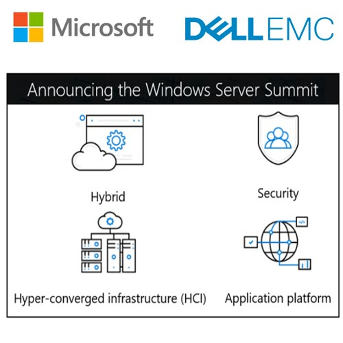 Microsoft with Dell EMC treads on a new path to hybrid cloud