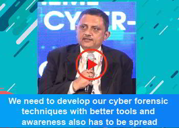 Dr. Nishesh Sharma, Author on Cyber Forensics in India at 2nd Panel Discussion Part 5