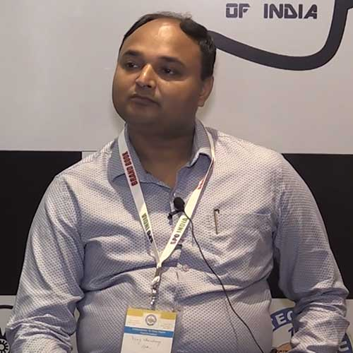 Vinay Kumar Chowdhary, Dy. General Manager (ERP), Power Grid Corporation of India Ltd.