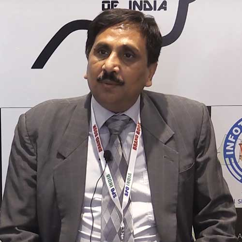 Dr. Sushil Kumar Meher, CIO, Department of Computer Facility, All India Institute of Medical Sciences