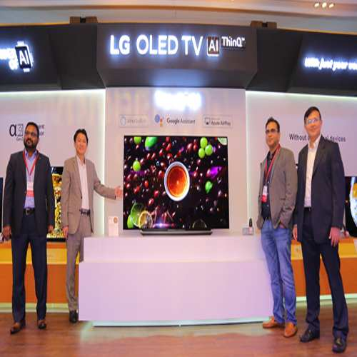 LG delivers innovation and intelligence in it's new TV range