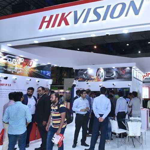 Hikvision exhibits its products & solutions at SAFE South India