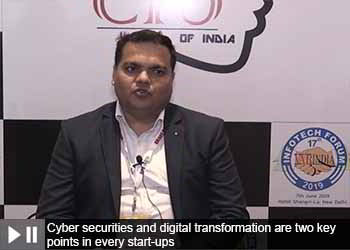 Nadeem Perwaiz, Senior Manager & Head - IT, CII at 17th IT Forum 2019