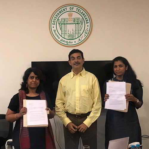 Microsoft along with Government of Telangana to empower women entrepreneurs