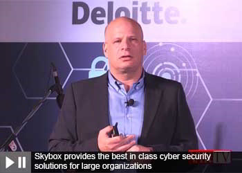 Uri Levy, Vice President, Worldwide Channels, Skybox