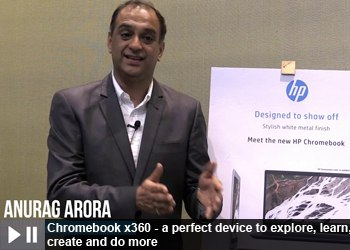 Anurag Arora - Category Head, Consumer Personal Systems - HP Inc.