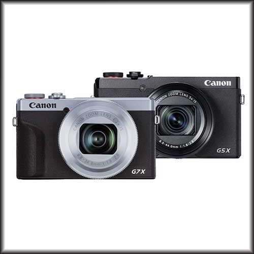 Canon unveils PowerShot G5 X Mark II and PowerShot G7X Mark III