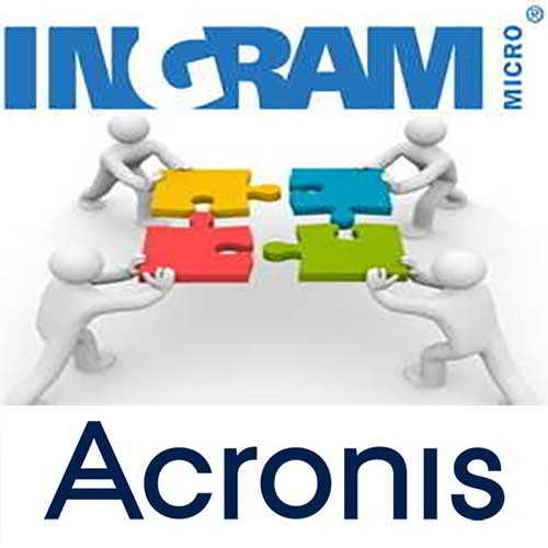 Ingram Micro India extends its strategic engagement with Acronis