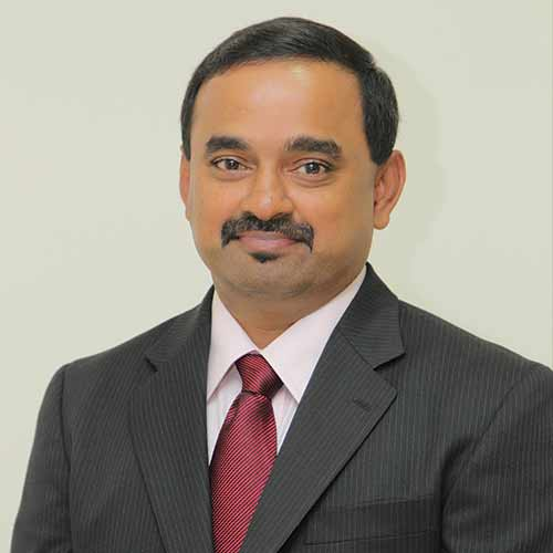 Srikanth Doranadula, Senior Director, Systems Head Business - Oracle India.