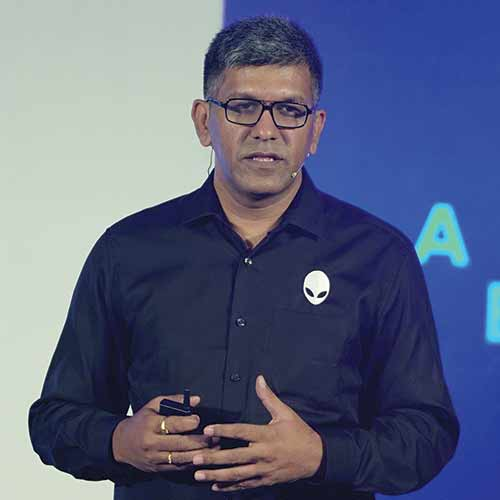 Anand Subramanya, Director, Product Marketing - Dell India.