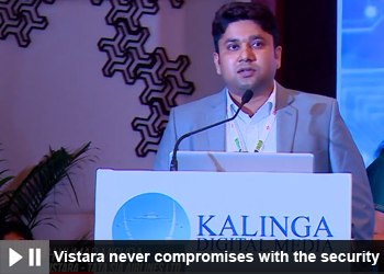Subhash Kumar Mishra - Head - IT, Vistara - TATA SIA Airlines Ltd at 10th SIITF 2019