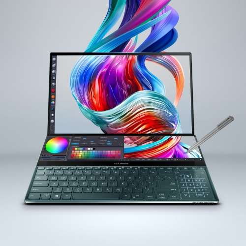 ASUS brings in ZenBook Pro Duo & Zenbook Duo