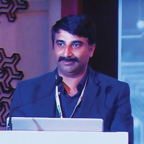 Anand Mangalam, GM-IT, Arjas Steel