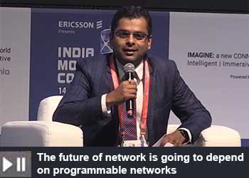 KG Purushothaman, Partner, Telecom Sector Leader, KPMG India at India Mobile Congress 2019